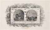 The Thames Tunnel, London, 1826.