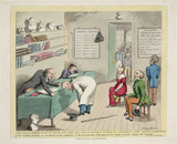 'Phrenological Office for Servants', 1805-1830.