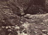 'Seven Springs, source of the Thames near Cheltenham', c 1850-1900.
