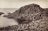 'The Honeycomb, Giant's Causeway', Northern Ireland, c 1850-1900.