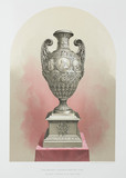 'The Bryant Commemorative Vase', 1874.