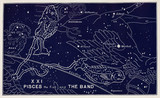The constellations of Pisces and the Band, 1895.