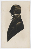 Silhouette of James Grey, c 1840