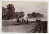 'Ploughing and Burning', c 1890.