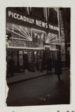 Piccadilly News Theatre, Great Windmill Street, London, 1934.