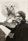 Jocelyn Bell Burnell, 1968