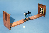 Stereoscope by Horne and Co, late 19th century.