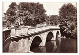 'Leamington, The Town Bridge', c 1880.