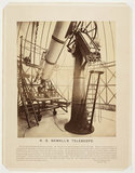 'R S Newall's Telescope', 1872.
