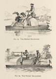 'The Marine Velocipede' and 'The Patent Velocipede', 1869.