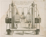 Hydrostatic gasometers, 1798.