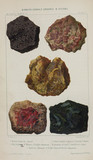 Bismuth, cobalt, arsenic and nickel, 1869.