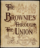 'The Brownie's through the Union', book cover, 1895.