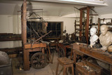 James Watt's workshop, 1790-1819.