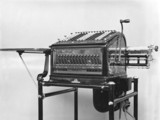 Calculating machine, 1908