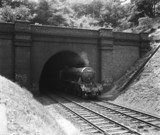 Welwyn North Tunnel, 1959.