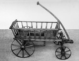 Early child's carriage.