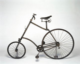 Humber pattern 'safety' bicycle, 1888.