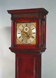 Tompion long case clock, c 1700.