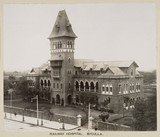 Byculla Railway Hospital, India, c 1930.