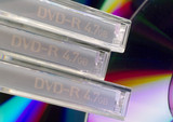 Digital video discs (DVDs), 2004.