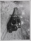 Narrow gauge railway, c 1950.