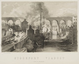 Stockport Viaduct, 1848.
