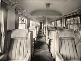 First class carriage, c 1935.