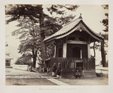 Belfry of a Temple, Nagasaki, Japan, c.1864