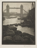 'Tower Bridge', 1910.