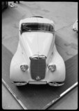 Mercedes-Benz type 170 V Roadster convertible motorcar, 1936.