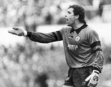 Peter Shilton, British footballer, 1986.
