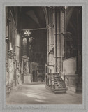 'North Ambulatory and Steps to Confessor's Chapel', 1911.