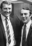 Malcolm Allison and Jimmy Greaves, March 1970.