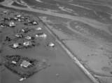 The East Coast Floods, Canvey Island, Essex, 2 February 1953.