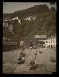 """'Clovelly Boats at Low Tide, England', 1913."""