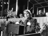 William Hague, Conservative Party Conference, October 1977.