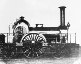 Great Western Railway broad gauge 2-2-2