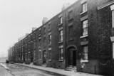 Slums in Liverpool, 4 March 1933.