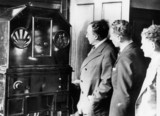 First BBC television transmisions, 1929.