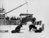 Antarctic expedition of Admiral Richard Byrd, c 1930s.