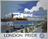 'London Pride', GWR poster, 1946.