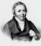 Hans Christian Orsted, Danish physicist, c 1830.