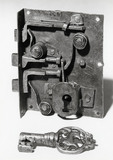 Lock, Norwegian, 1780.