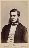 Thomas Henry Huxley, British biologist, mid-late 19th century.