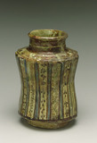 Persian pharmacy jar, 12th century.