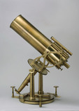 Cassegrain reflecting telescope, 1762-1774.