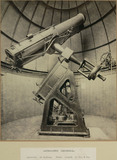 Astrographic Telescope, Greenwich, London, 1904.