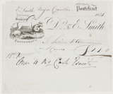 Veterinary bill, 1821.