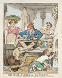 'Hot Goose, Cabbage and Cucumbers', 1823.